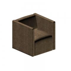轻奢绒布小沙发