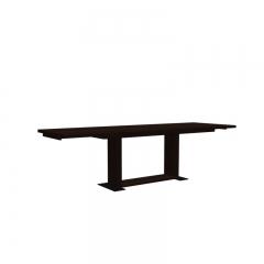 现代简约实木长方桌