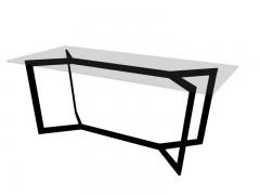 实木餐桌06