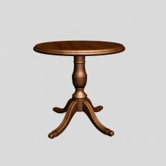 实木餐桌16