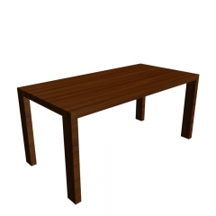 实木餐桌01