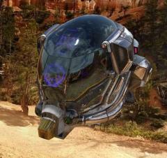 机器人头盔