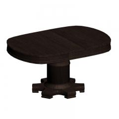 美式实木小长方桌