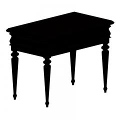 中式实木餐桌